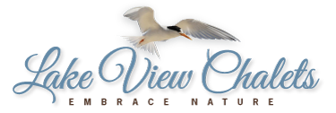 Lake View Chalets Logo